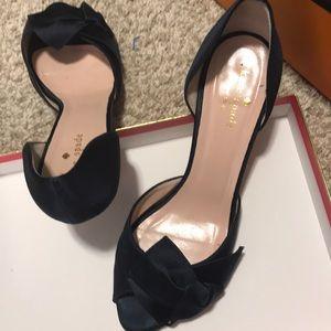 Kate Spade Sala Heels Size 8